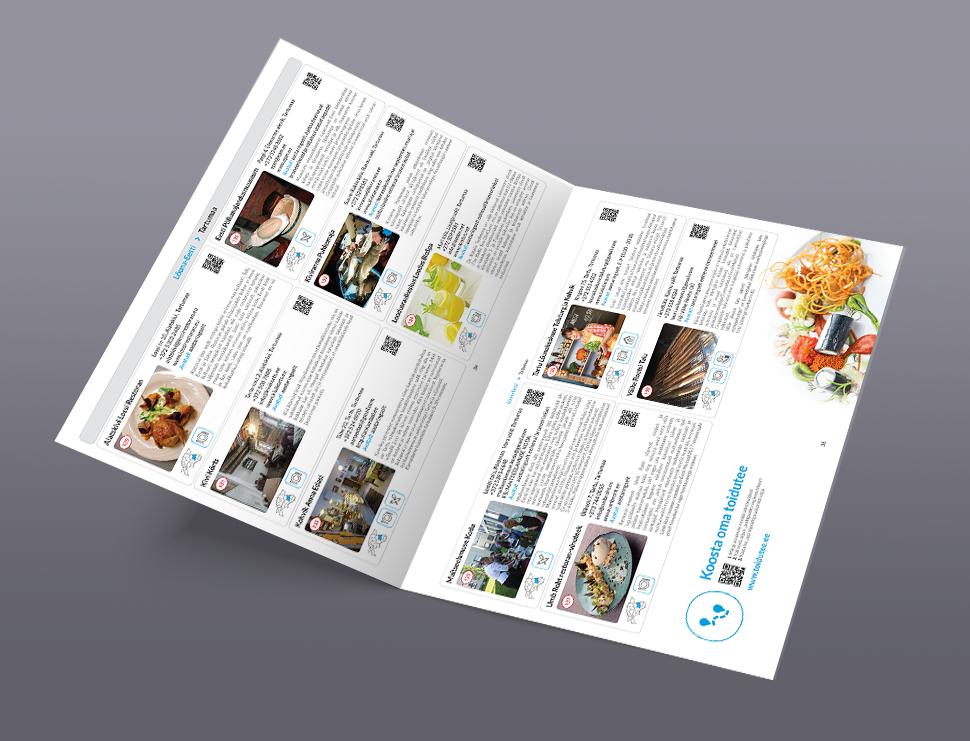 Eesti toidutee veebis ja trükis
